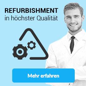Refurbishment in höchster Qualität