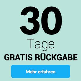 30 Tage gratis Rückgaberecht bei asgoodasnew