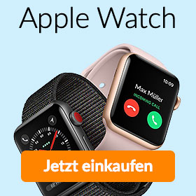 Große Auswahl an Apple Watches bei asgoodasnew