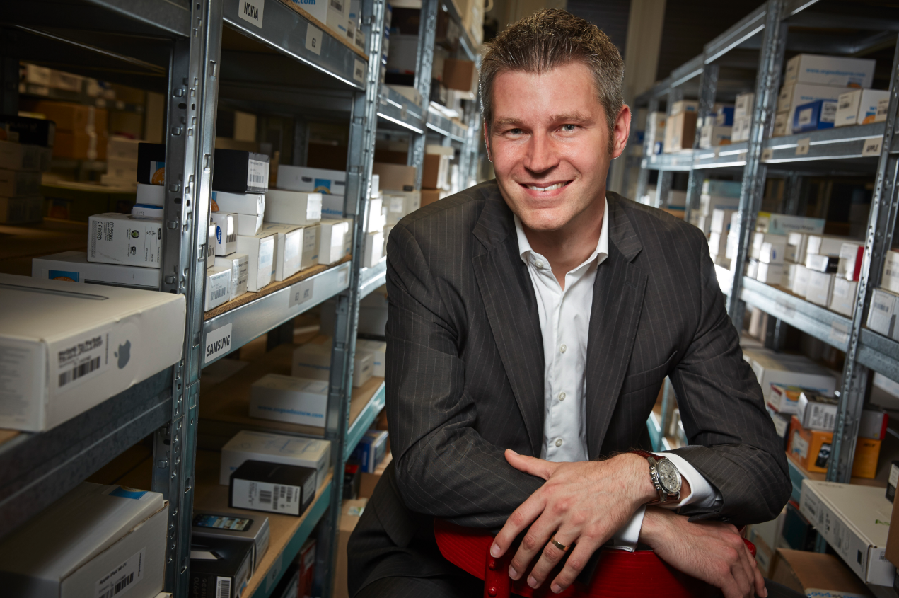 CEO Daniel Boldin