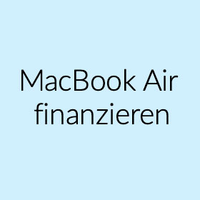 MacBook Air bei asgoodasnew finanzieren