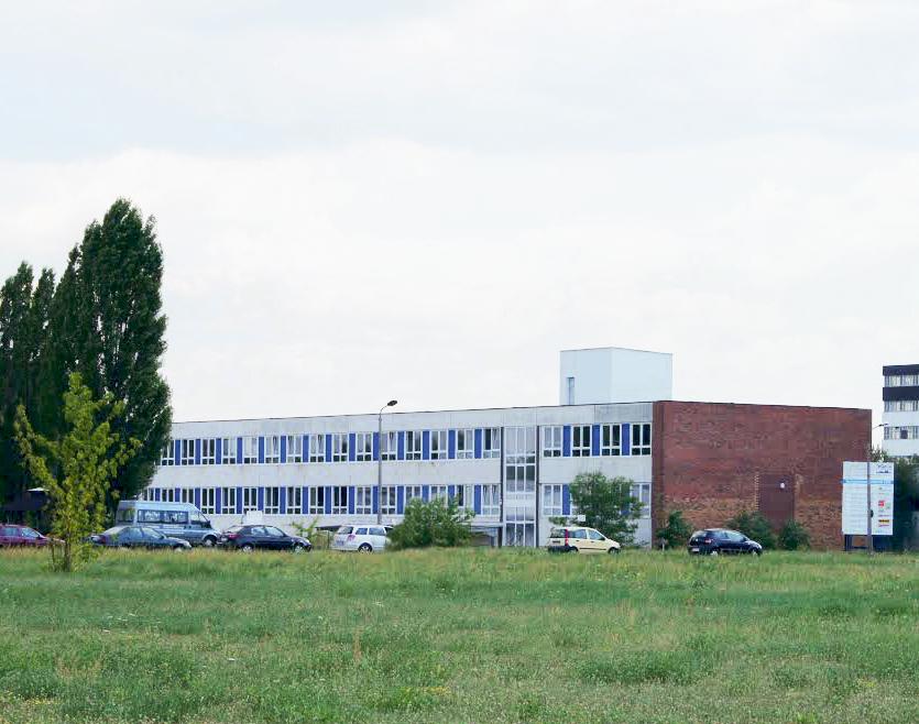 Standort Frankfurt (Oder)