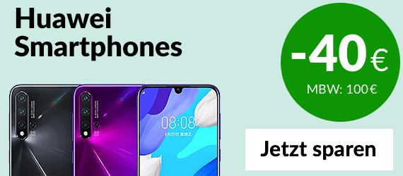 Huawei Smartphones bei asgoodasnew entdecken!