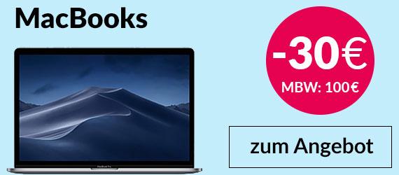 Apple MacBooks bei asgodasnew entdecken!