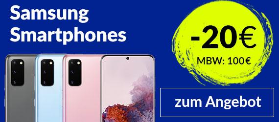 Samsung Galaxy bei asgoodasnew entdecken!