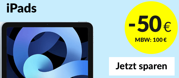 Apple iPads bei asgoodasnew entdecken!