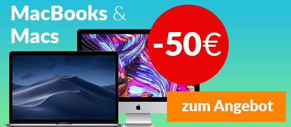 Macs und MacBooks bei asgoodasnew entdecken!