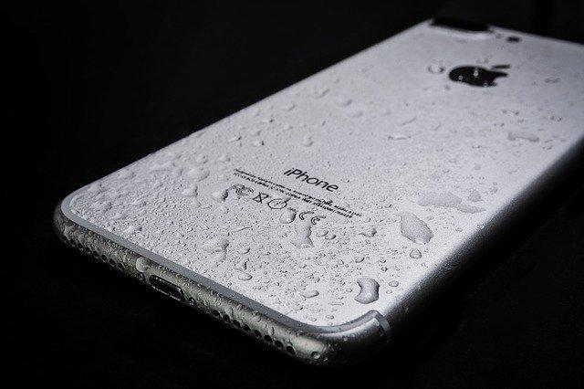 Smartphones résistants à l'eau