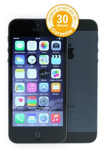 iPhone 5 als Ratenkauf bei asgoodasnew kaufen