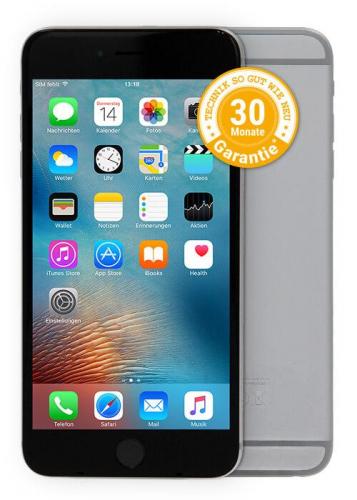 iPhone 6 Plus im Ratenkauf bei asgoodasnew finanzieren