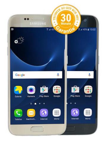 Samsung Galaxy S7 als Ratenkauf bei asgoodasnew kaufen
