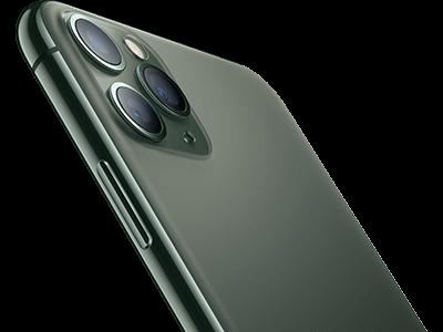 iPhone 11 Pro Max Triple Kamera