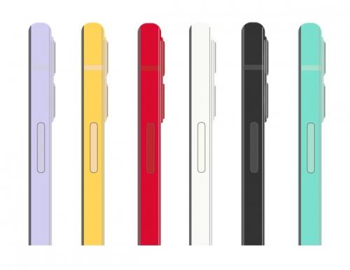 iPhone 11 erhältlich in sechs verschiedenen Farben bei asgoodasnew